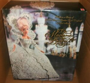 1997 Bob Mackie Madame du Barbie Mint condition w/box and insert