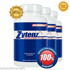 ZYTENZ - 3 Bottles - Intensify Pleasure, Enhance Your Sex Life, Increase in Size