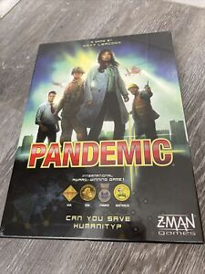 Z-Man Games Pandemic Board Game - New