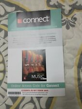 Connect Access Card for Music: an Appreciation, Brief by Roger Kamien (2017, Di…