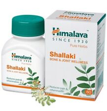 Himalaya Shallaki (Boswellia serrata) Wellness 60 Tablets Herbal Product