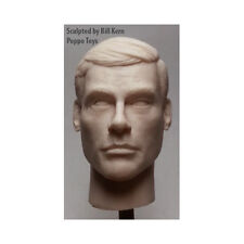 Custom 1/6 Scale Jean-Claude Van Damme Head - BLOODSPORT