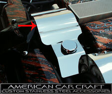 2005-2013 Corvette C6 & Z06 LS7 Polished Stainless Throttle Body Cover USA Made
