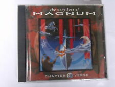 CD Magnum  The Very Best Of Magnum Chapter & Verse