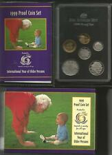 1999 PROOF SET - ROYAL AUSTRALIA MINT - IN BOX WITH CERTIFICATE