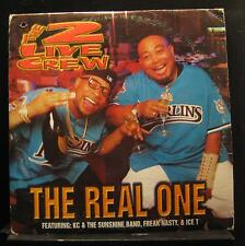 The 2 Live Crew - The Real One 2 LP VG+ XR 232 Rare Alt Cover Vinyl Record