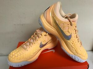 Nike Women's Zoom Cage 3 Tennis Shoe Style #918199 810