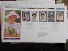 ROYAL MAIL FIRST DAY COVER - DIANA PRINCESS OF WALES - KENSINGTON FRANK 3-2-1998