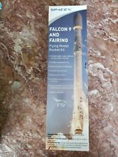 SPACEX FALCON 9 AND FAIRING FLYING MODEL  ROCKET KIT