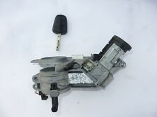 VAUXHALL ZAFIRA B IGNTION BARREL AND KEY SWITCH 2005-2012 TESTED