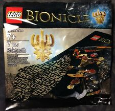 #5004409 LEGO Bionicle 2016 promo polybag with Mask of Creation (last 4!!!)
