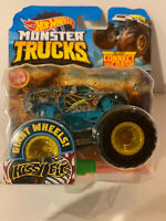 "HW MONSTER TRUCKS ""HISSY FIT"" VHTF MATTEL DIE CAST HOT WHEELS SUV"