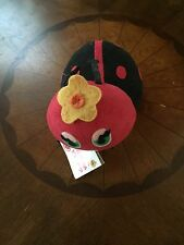 Vintage DAKIN Lady Jane Lady Bug Dream Pet with tag - Clearance Price