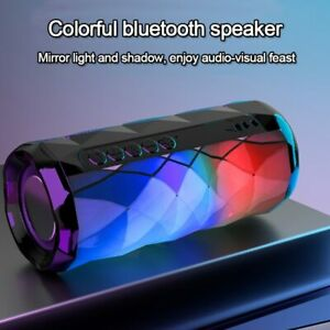 Wireless Portable FM Bluetooth Speaker Subwoofer Heavy Bass Sound System Party