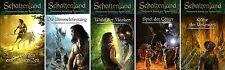 Bundle-5 x SCHATTENLAND Bd.1,2,3,4,5-Fantasy-Abenteuer-neu