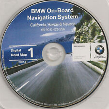 97 98 99 00 01 2002 BMW 745i 745Li 740i 740iL 750iL NAVIGATION DISC CD 1 CA NV
