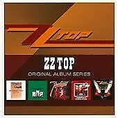 ZZ Top - Original Album Series (2012)