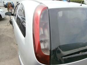 HOLDEN BARINA LEFT TAILLIGHT, XC, 3DR/5DR HATCH, 03/01-01/04 01 02 03 04