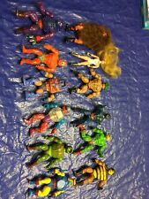 Mattel Masters of the Universe He-Man Action Figure Lot Of 12 Motu