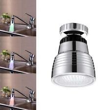 Embout de Robinet LED Changement Couleurs Capteur Température Salle de Bain