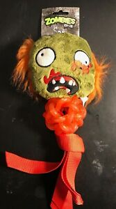 "ZOMBIE Dog Toy ""Sam"" by Zeus NEW"