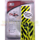 Bohning Blazer Vanes/Wrap Combo-Caution Tape-101042CT