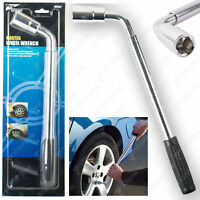 17 19mm Extendable Wheel Telescopic Car VAN Truck Brace Socket Tyre Nut Wrench