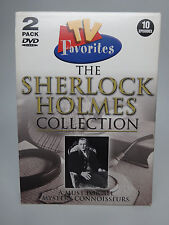 The Sherlock Holmes Collection - Set (DVD, 2002, 2-Disc Set)
