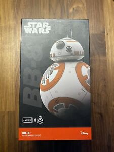 New Star Wars Sphero BB-8 The Force Awakens App Enabled Bluetooth Controlled