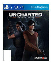 Uncharted: The Lost Legacy (PlayStation 4, 2017) DLC = AUSTRALIAN VERSION