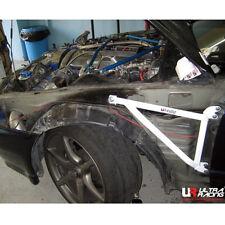 Ultra Racing Fender Brace Strut Bars for Nissan Skyline GTR R32 1 Pair 3 Points