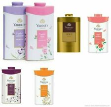 Yardley London Perfumed Talc Lavender/Gold/ace/Imp Sandalwood/Jasmine 250 g