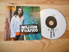CD pop william vivanco-El Mundo esta Cambia 'o (11 chanson) promo planete Aurora