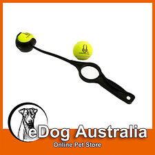 Hyper Pet Dog Toy Throw-n-go Ball Launcher for Dog (Black)