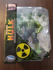 Marvel Select Exclusive Action Figure UNLEASHED Hulk [Green] 06532 New