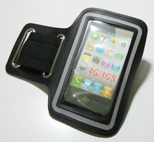 Neoprene Sports Armband Case For Apple iPhone 4G 4GS