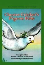Chester Cricket's Pigeon Ride (Chester Cricket)-ExLibrary