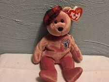 TY Beanie Babies:EX W/tag Chari Tee Bear, PGA 3/25/04