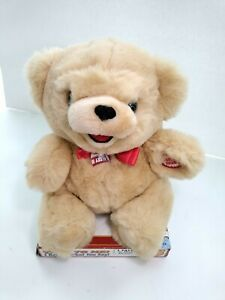 Vintage Dan Dee Recordable Talking Teddy Bear Plush New in Box Repeat Your Voice