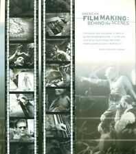 US: 2002 FILM MAKING; Complete Sheet  of 10 - Sc 3772; 37 Cents Values