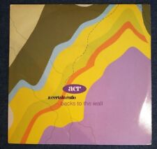 """A Certain Ratio - Backs To The Wall 7"""" Vinyl Single (1989) A&M Records ACR517"""