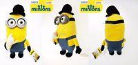 Peluche Película Minions 2015 Movie 33CM 3D Plátano Minion Ropa British Original