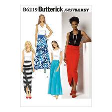 Butterick Skirt Sewing Patterns