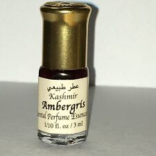 3ml AMBERGRIS Cashmere oil ESSENCES -86% perfume oil pheromone OUD aphrodisiac