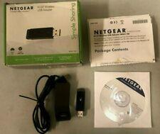 NetGear N150 Wireless USB Adapter