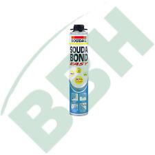 (15,31�'�/L) SOUDAL Dämmstoffkleber Soudabond Easy Klebeschaum 800 ml