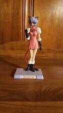 """Evangelion Rei 4"""" cat suit figure"""