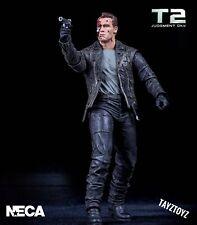 "NECA-Terminator 2 Ultimate T-800 7"" a/Figura * NUEVO"