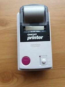 GameBoy Printer In Original Box With Original Paper Roll