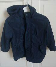 giacca a vento impermiabile cappuccio autunno bambino bimbo chicco 12 mesi  blu b63851cd54ec
